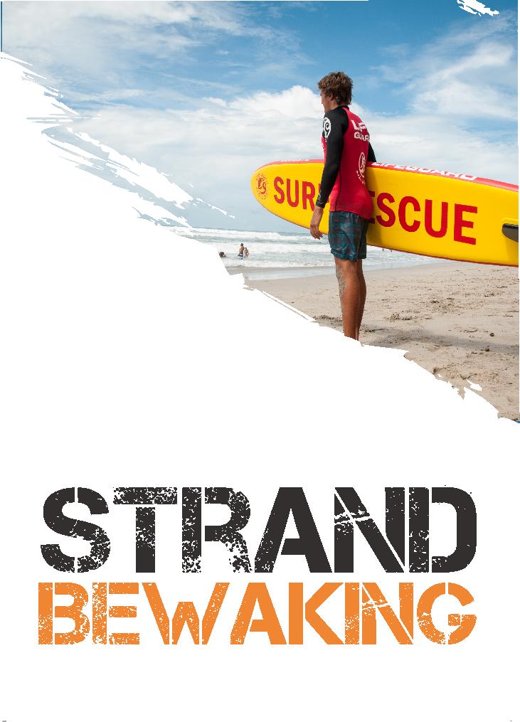 Strandbewaking